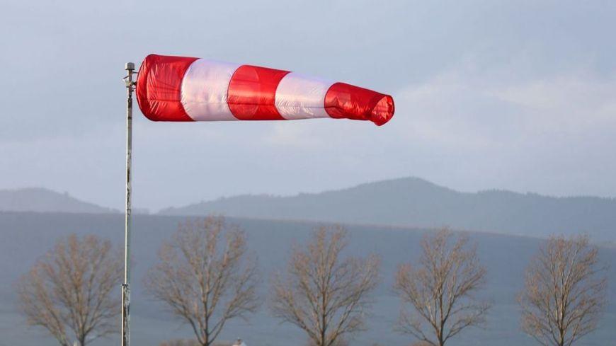 L'alerte aux vents violents est valable de mercredi soir à jeudi, dans l'après-midi.