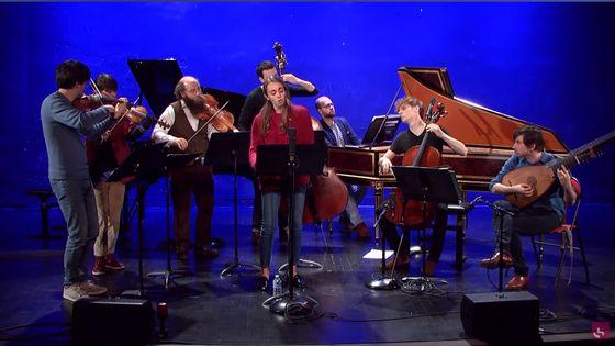 Antonio Vivaldi : Il Giustino, Acte I (Ensemble Jupiter/Léa Desandre)