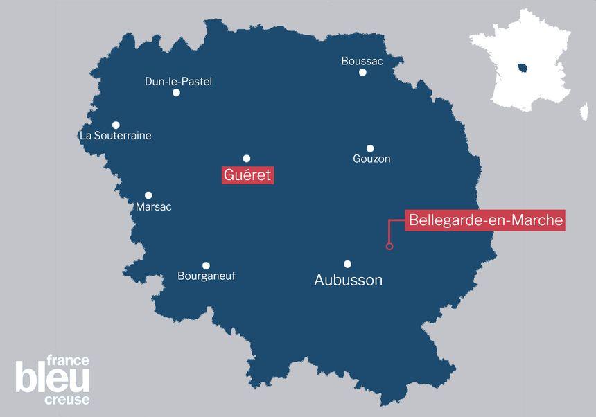 Six habitants lancent une cagnotte en ligne pour sauver la dernière boulangerie de Bellegarde-en-Marche