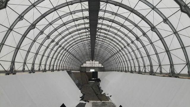 Dans ce centre de stockage de l'Aube sont entreposés les déchets faiblement à moyennement radioactifs
