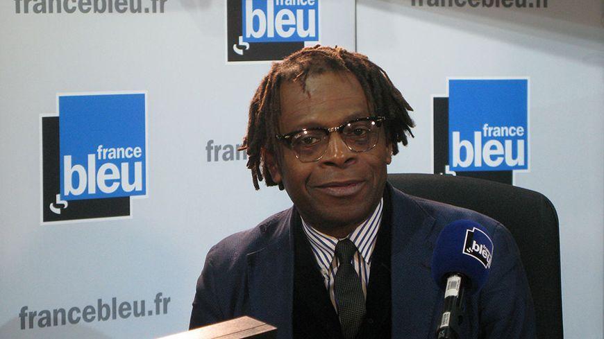 Hermann Ebongué, secrétaire général d'SOS racisme