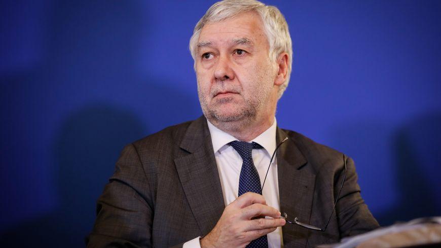 Ronan Dantec, sénateur (EELV) de Loire-Atlantique
