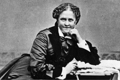"Helen Hunt Jackson, l'auteur de ""Ramona"""