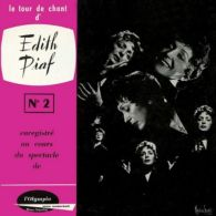 Le tour de chant d'Edith Piaf n°2