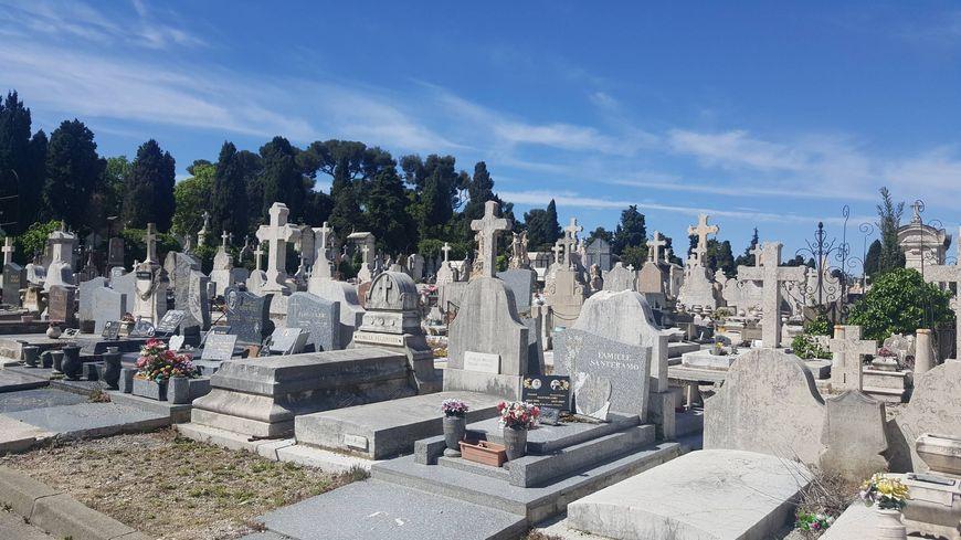 Le cimetière Saint-Pierre de Marseille