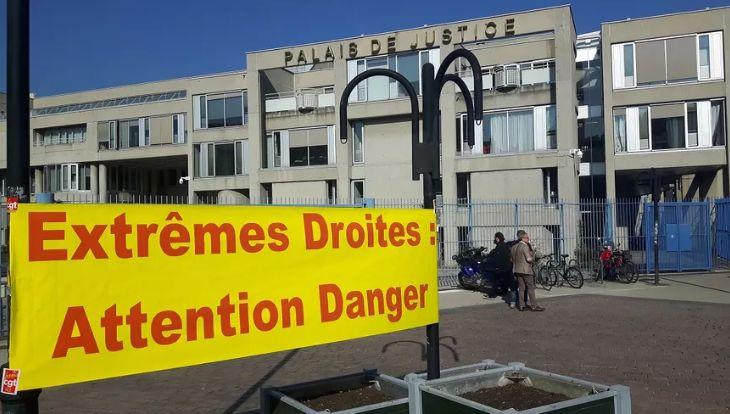 Contexte tendu pour le procès des trois militants de Bastion social à Clermont-Ferrand