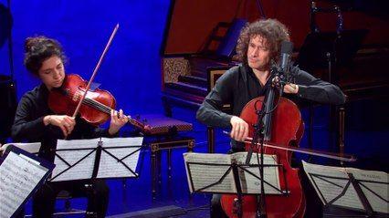 Brahms : Sextuor à cordes n° 1 en si bémol majeur op. 18 (Wiener/Jégou-Sageman/Smith/Girbal/Slaque/Giraudon)