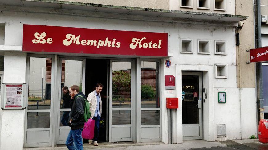 Hôtel Le Memphis - Boulevard du Grand Cerf - Poitiers