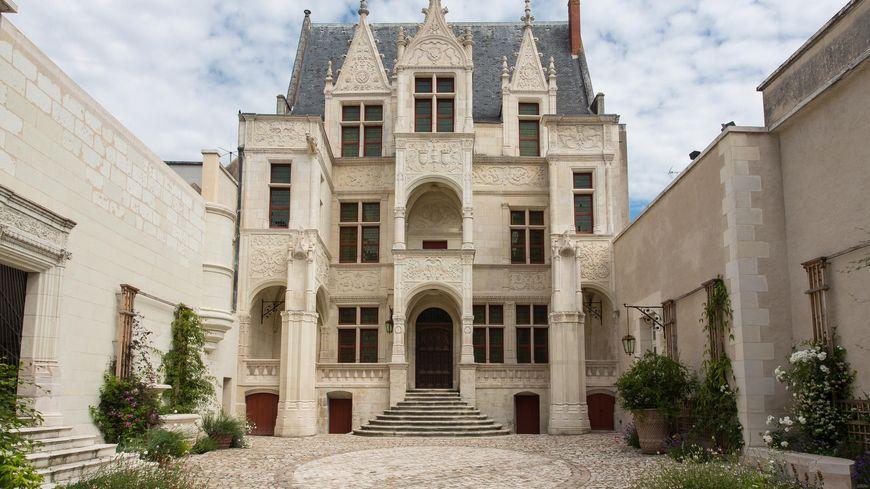Hotel Goüin à Tours.