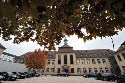 L'école nationale d'administration à Strasbourg