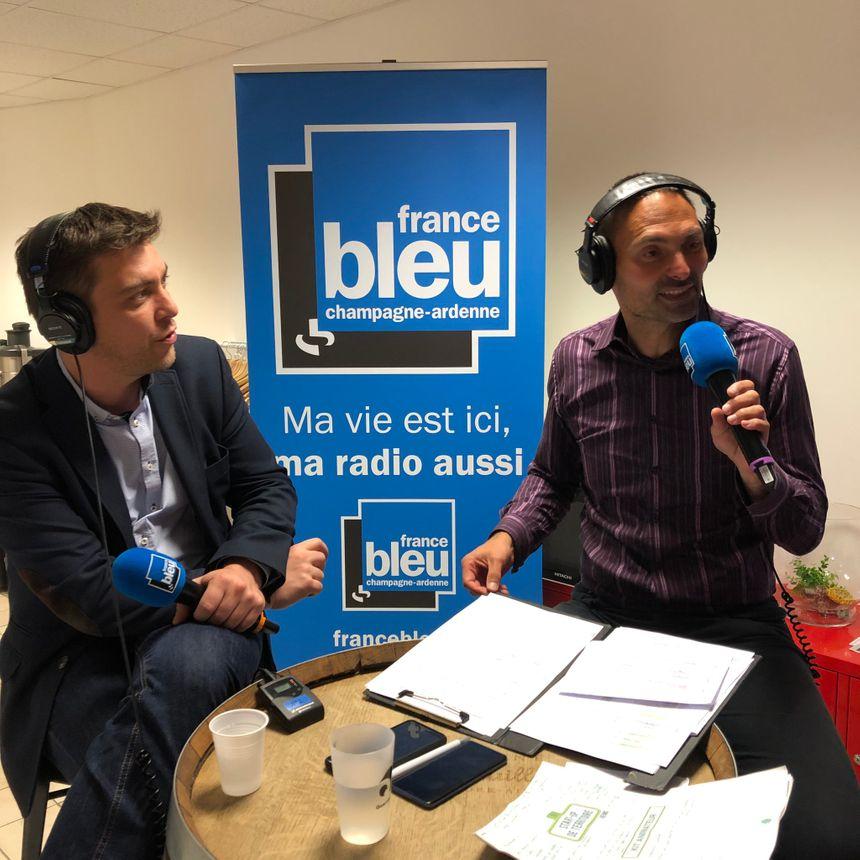 En direct de Start Up de Territoire Reims