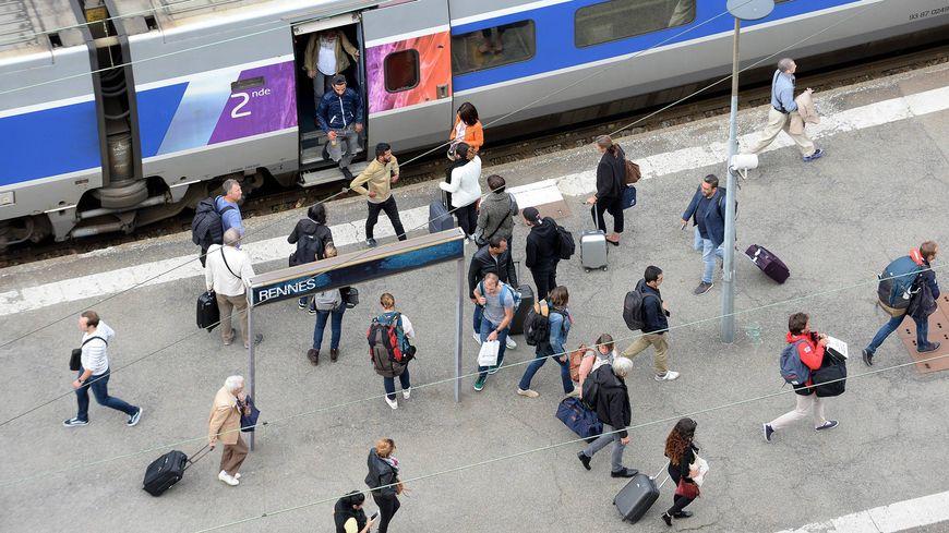 La gare de Rennes. (image d'illustration)
