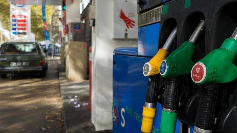 Les prix des carburants ont atteint les niveaux de 2013