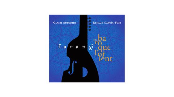 CD Farangi de Calire Antonini & Renaud Garcia-Fons