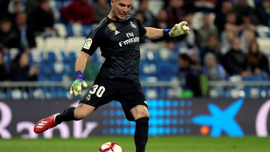 Le gardien de but, actuellement au Real Madrid, serait sur les tablettes du club auvergnat
