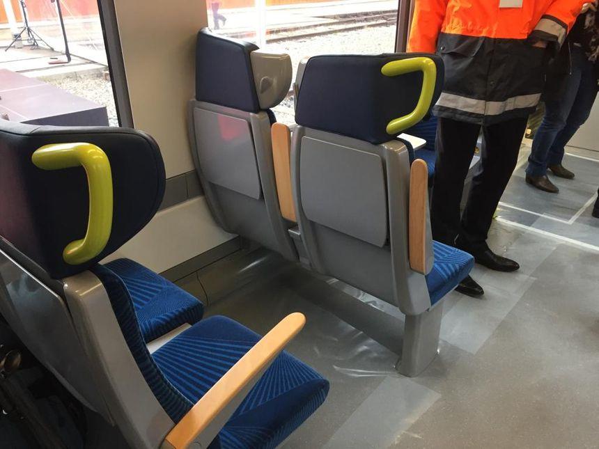 Espace passagers