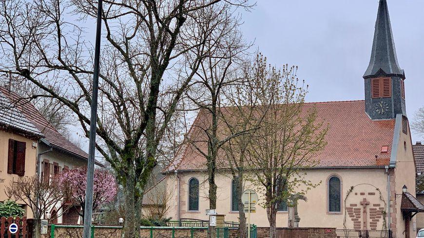Bassemberg, l'église St. Quirin