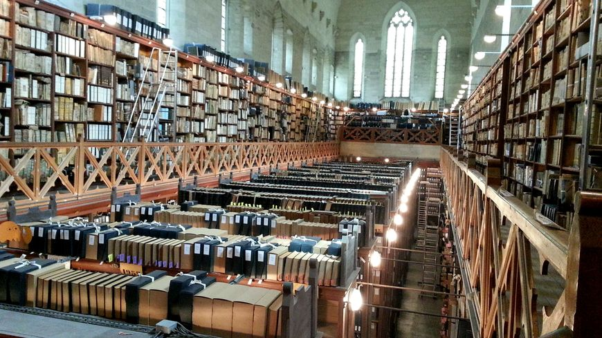 Les archives départementales présentent le plus important risque incendie de Vaucluse