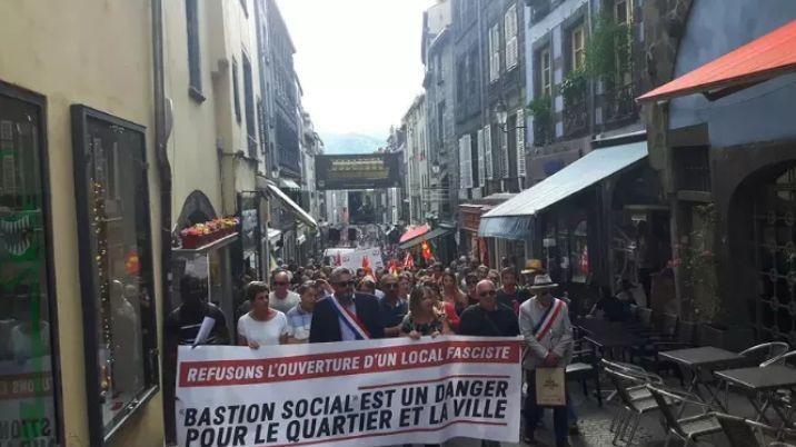 Bastion social : un millier de personnes dont le maire de Clermont avaient manifesté l'été dernier