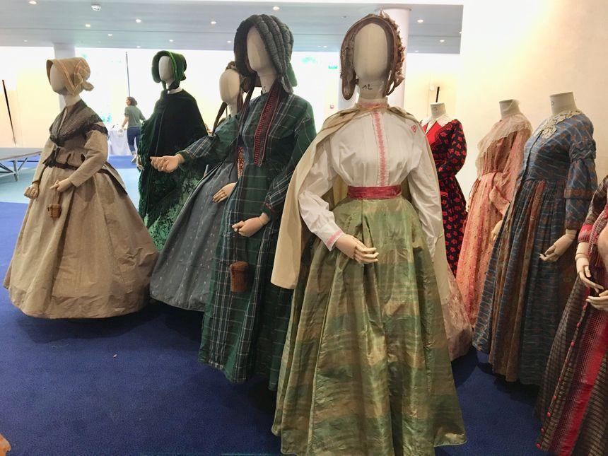 La tenue de cure de George Sand.