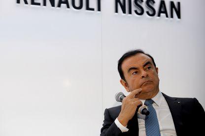 Carlos Ghosn, le 30 septembre 2016.