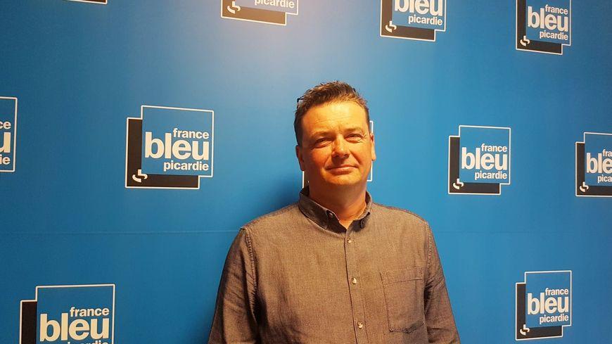 David Dufrene, directeur adjoint de la Fédération de pêche de la Somme