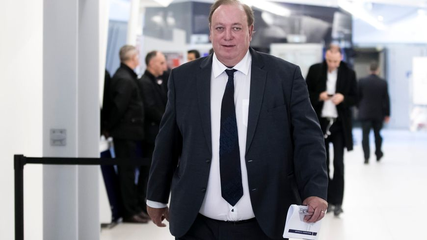 Marc-Philippe Daubresse a été maire de Lambersart pendant près de trente ans, de 1988 à 2017.