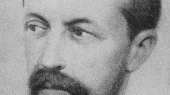 Albert Roussel, compositeur français en 1913 (détail - Шнеерсон Г.М., Французская музыка XX века. – М., Музыка, 1964)