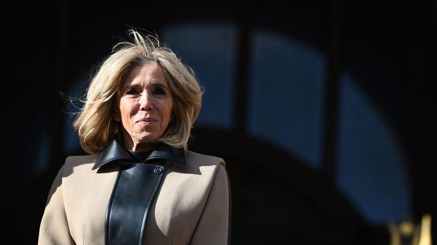 Brigitte Macron dans la Somme ce jeudi