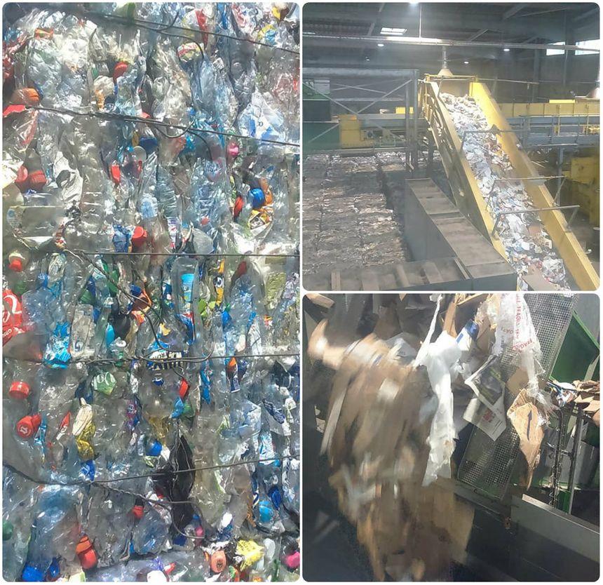 Le centre Canopia à Bayonne trie papiers, cartons, bouteilles en plastique, et canettes en aluminum.