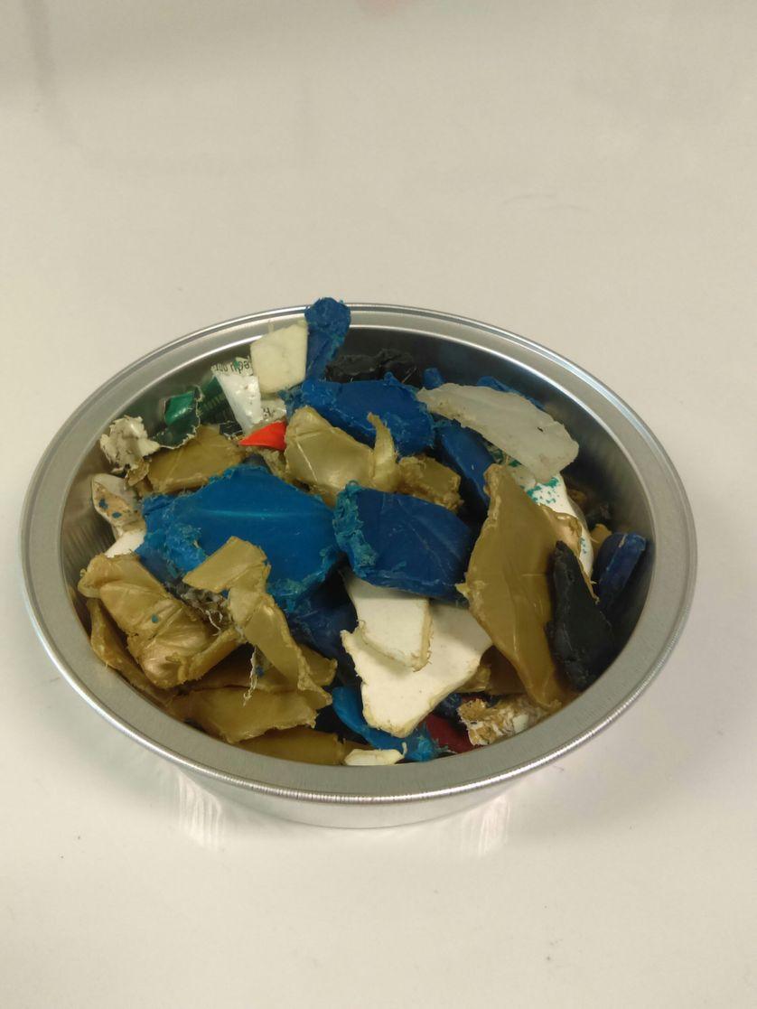 Valorisation énergétique par gazéification d'emballages plastiques contaminés par des produits phytosanitaires