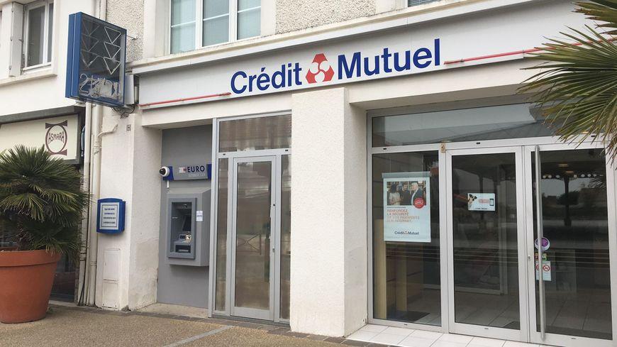 La Bernerie-en-Retz : les habitants se mobilisent contre la fermeture d'une banque