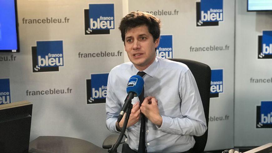 Julien Denormandie, ministre de la Ville et du Logement