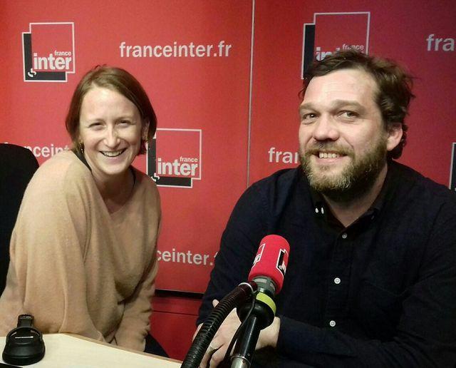 Charlotte PIRET et Antoine MÉGIE