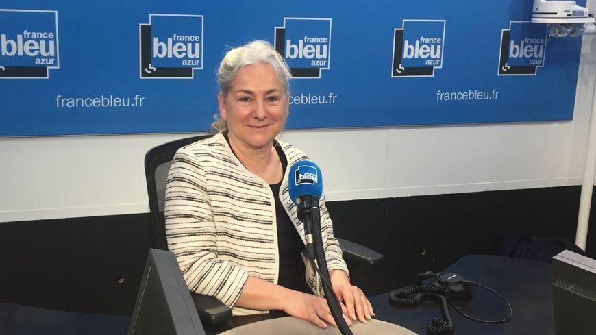 """Anne Murris a perdu sa fille dans l'attentat de Nice le 14 juillet 2016, elle a cofondé l'association """"Mémorial des Anges"""""""
