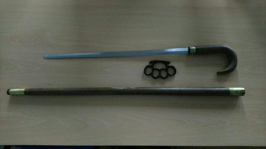 Un Valentinois de 30 ans roule sans permis sous héroïne avec une canne épée et un poing américain