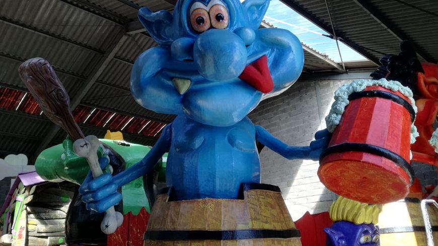 Le grand retour du carnaval d'Abbeville