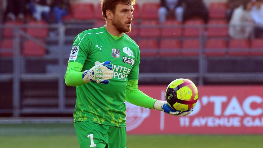 Régis Gurtner est sous contrat à l'Amiens SC jusqu'en 2022.