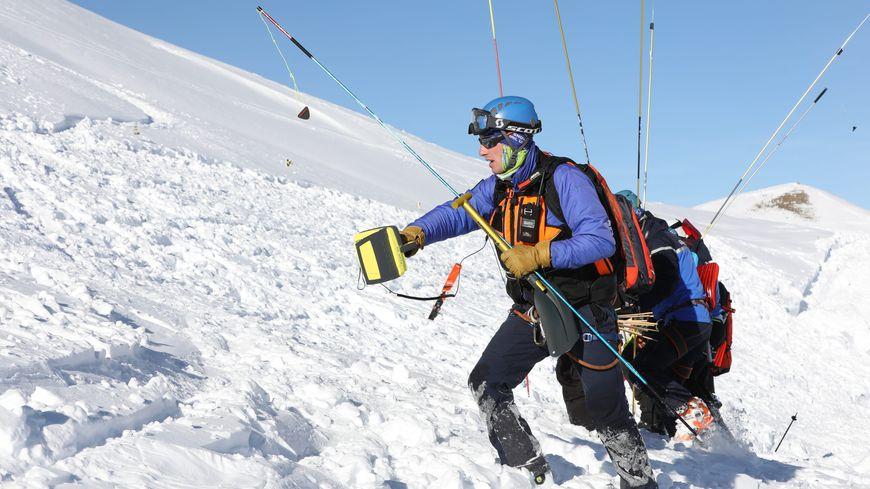 L'avalanche a eu lieu à 3.200 m d'altitude