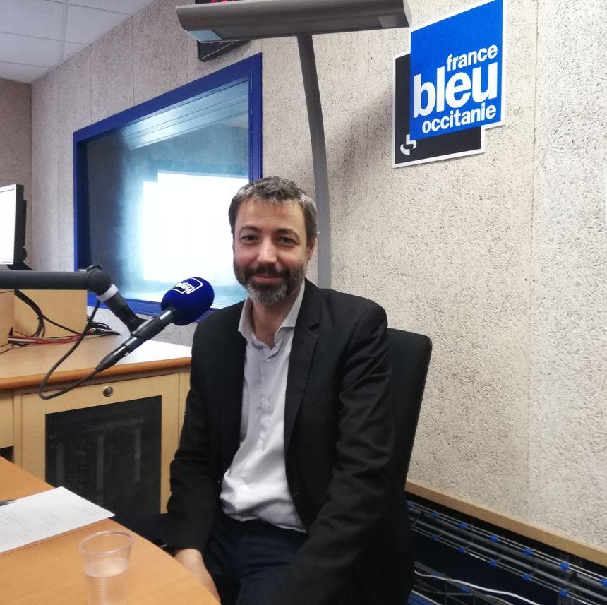 Guilhem Latrubesse, l'invité de Conta Monde