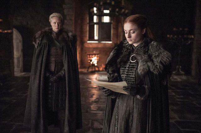 Sansa Stark se révèle dans la saison 7. Mais que lui réserve la saison 8 ?
