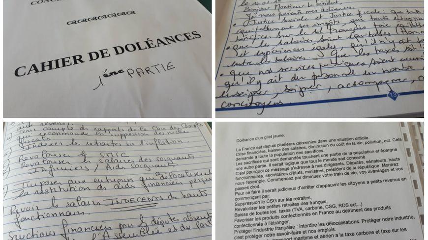 Il y a eu 55 000 contributions dans 364 cahiers de doléances en Gironde lors du grand débat