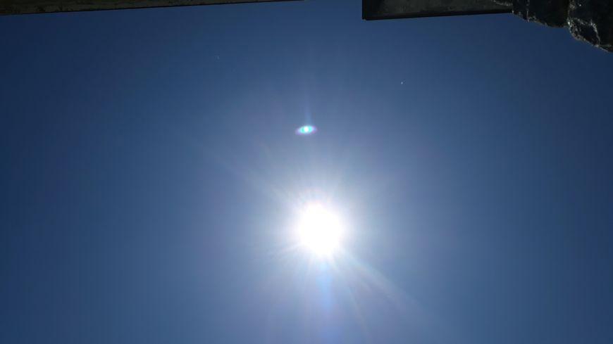 Le soleil donne beaucoup trop en Creuse