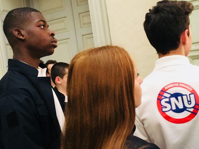 """Pour élaborer la """"tenue unique"""" des participants du SNU, un concours a été lancé. Plusieurs lycées professionnels y ont participé."""