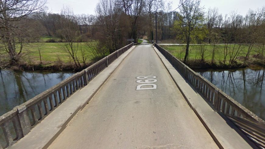 Le pont sur la RD68 va être rénové