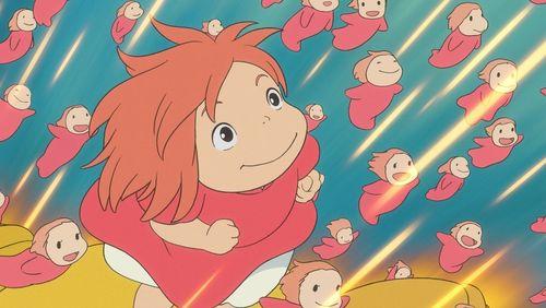 Épisode 1 : Ponyo sur la falaise, une héroïne japonaise