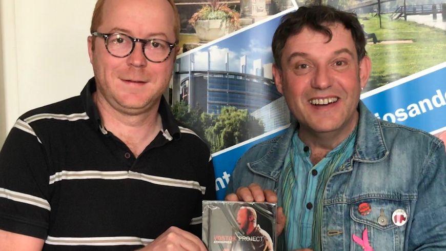 Christophe Voltz & Gaël Siffert