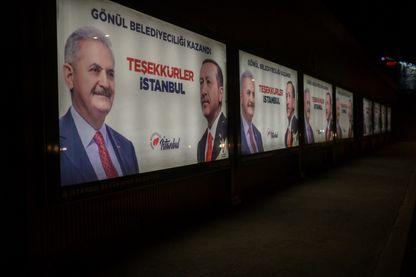 Turquie : Au lendemain des élections municipales de ce weekend, Recep Tayip Erdogan conteste les résultats dans les 39 quartiers de la ville d'Istanbul.