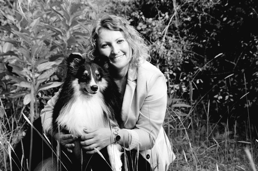 Camille Baldini, éducatrice-comportementaliste chiens et chats.