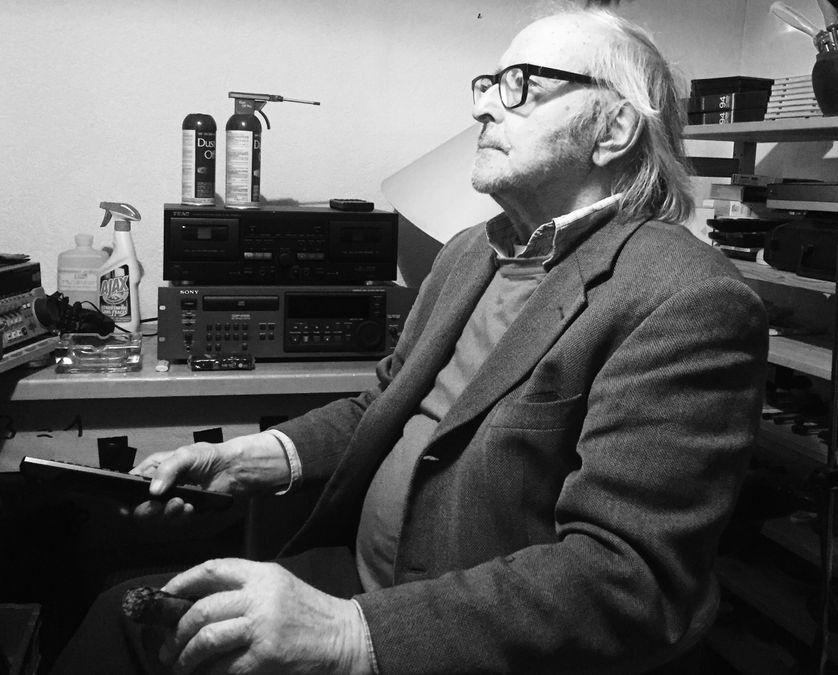 """Jean-Luc Godard : """"Je suis un archéologue du cinéma"""""""